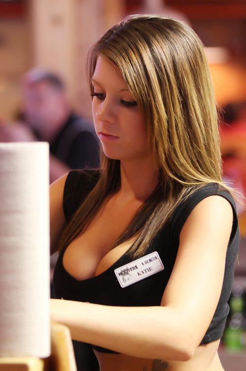 hot busty young women